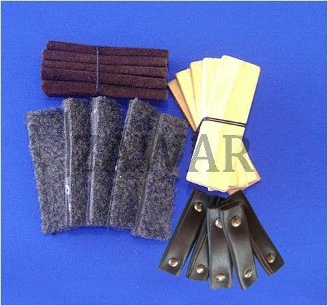 Objetos para faro - Pacote com 3 unidades
