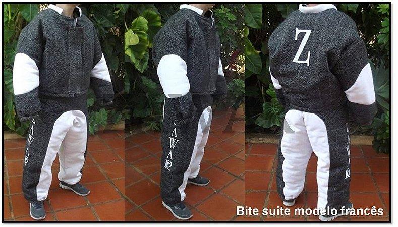 Macacão Bite Suit - Modelo Francês nº 1