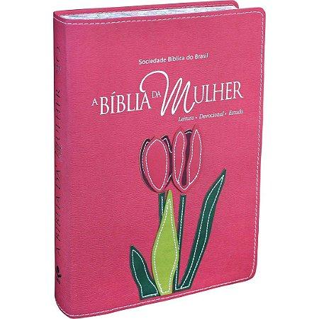 A Bíblia da Mulher - Estudo - SBB