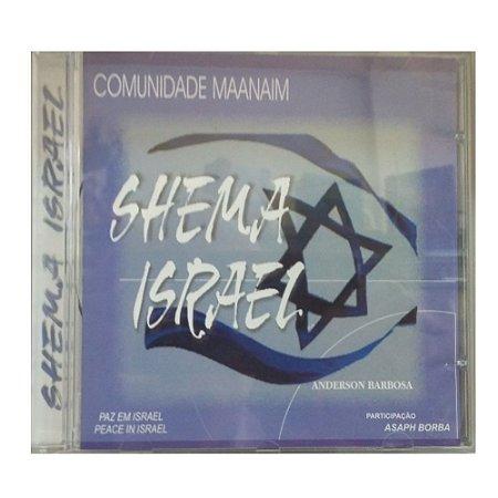 CD SHEMA ISRAEL - ANDERSON BARBOSA