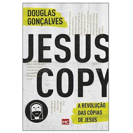 Livro  JesusCopy -  A Revolução Das Cópias de Jesus - Douglas Gonçalves