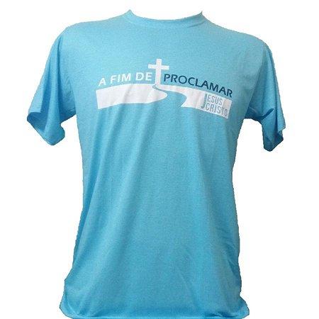 Camisetas A Fim de Proclamar - Azul