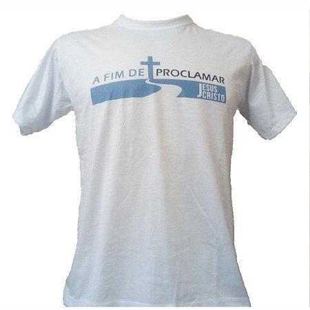 Camisetas A Fim de Proclamar - Branca