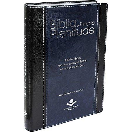 Bíblia de Estudo Plenitude - ARA - SBB