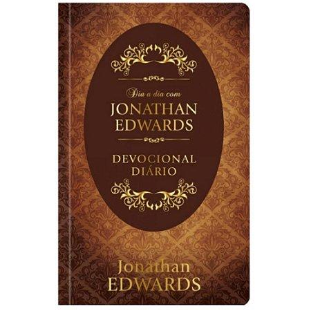 Devocional Dia A Dia Com Jonathan Edwards - Capa Dura