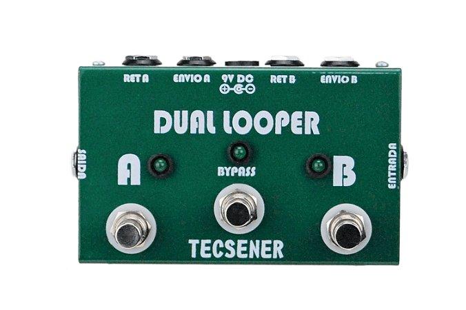 Pedal Dual Looper