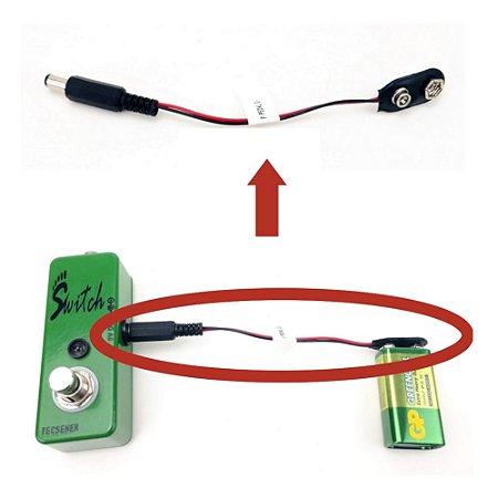 Adaptador De Bateria Para Pedal