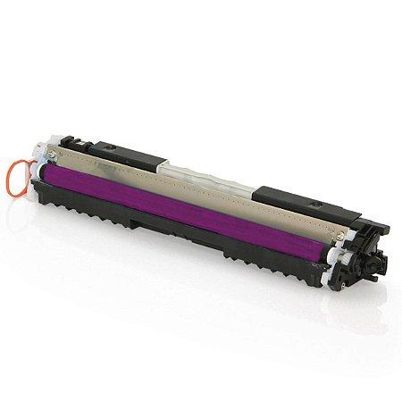 Toner HP Compatível CF353A 130A Magenta | M-176N M-177FW | Premium 1k