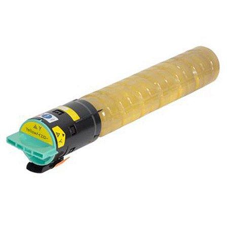 Toner Ricoh Aficio MP C2030   C2050   C2051   C2550   C2551 Amarelo