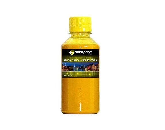 Tinta Pigmentada PGI-1100 | PGI-2100 - MB-2010 MB-5310 IB-4010 - Amarelo | Yellow