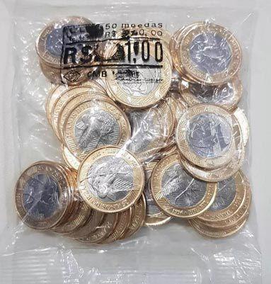 Sache Lacrado 1 Real Beija Flor - 50 moedas