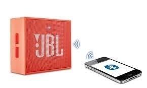 Caixa De Som Jbl-go