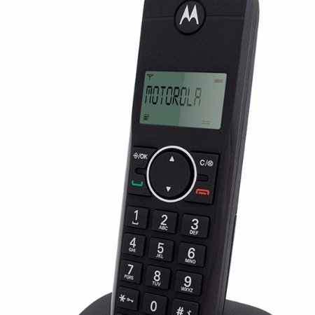 Telefone Sem Fio Motorola Moto 500id - Tecnologia Dect 6.0