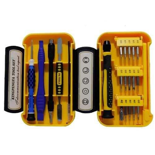 Kit Ferramentas Para Abertura De Celular E Tabletes profissional