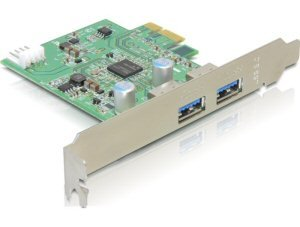 Placa Pci Express Usb 3.0 2 Portas
