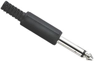 Conector P10 Plastico Mono