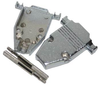 Capa De Metal Para Db15