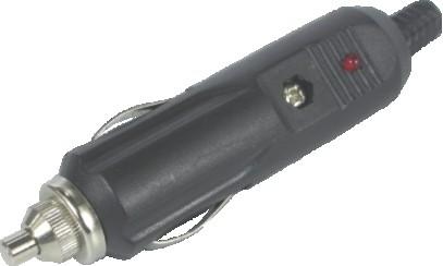 Plug Acendedor Veicular Emb Com 10 Peças Com Led