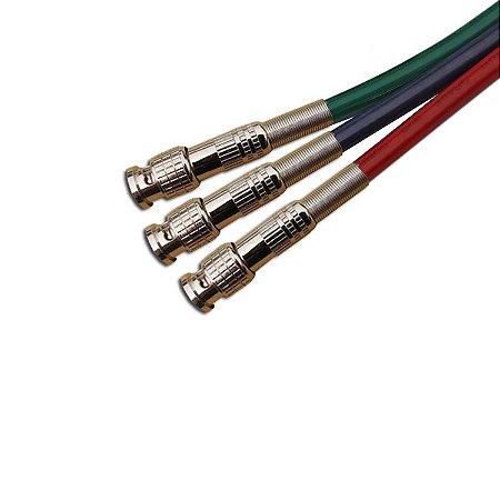 Cabo Video Componente Profissional Bnc 1.50m