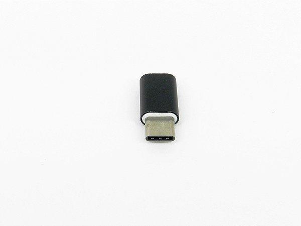 Adaptador Usb Type C Macho Para Micro Usb