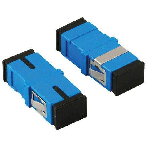 Adaptador Fibra Optico SPX Monomodo SM/SC/PC Acoplador