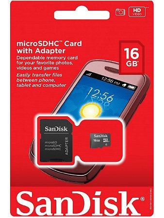 MICRO SANDISK 16GB