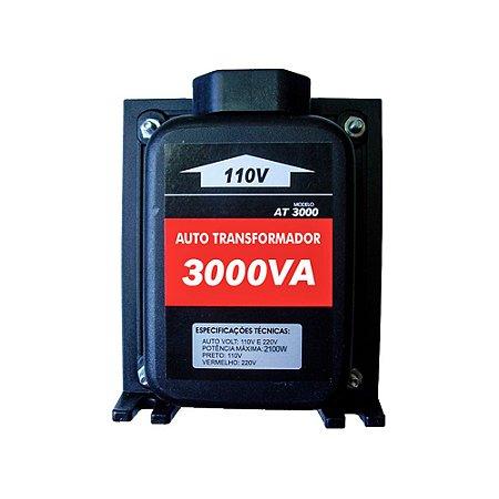 Auto Transformador Conversor 3000VA 2100 Watts