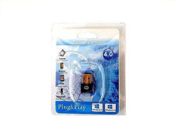 Adaptador USB transmissor Bluetooth 4.0 dongle