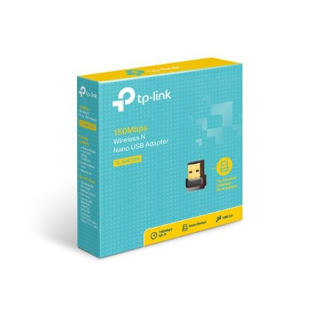 Nano Adaptador USB Wireless N150Mbps-775N-Tp-Link