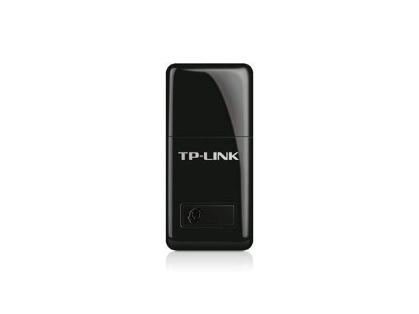 Mini Adaptador USB Wireless N300Mbps-Tp-Link