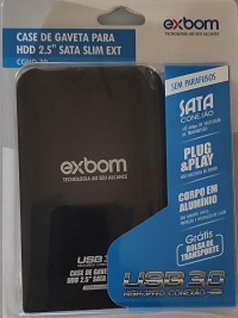 Case Exbom 2.5 USB 3.0 CGHD-30