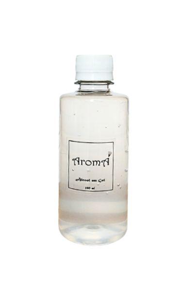 Refil Álcool em Gel Lavanda 250ml