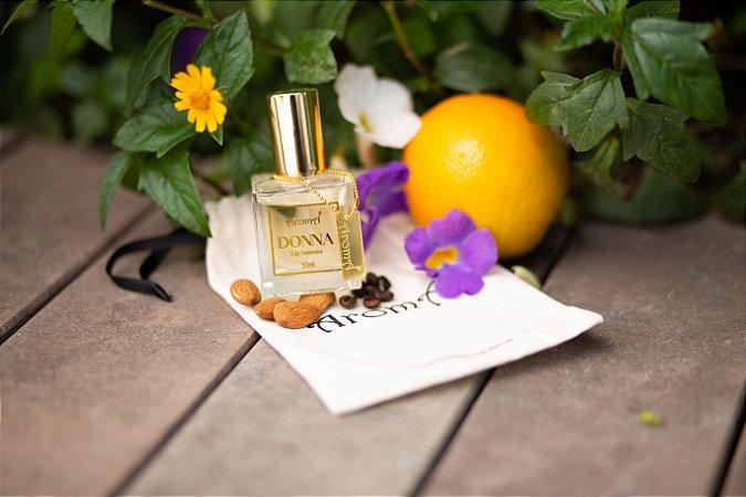 Perfume feminino EDP DONNA 50ml