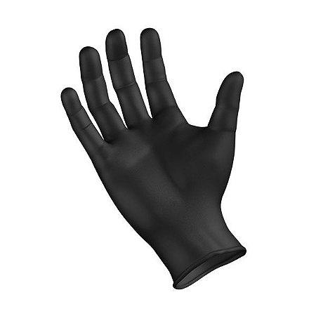 Luvas de Nitrito para Manicure e Manuseio - PVC Free 10un