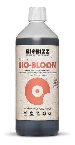 Biobloom Biobizz - Base Floração Orgânico 2-Partes opção de 250ml, 500ml e 1L