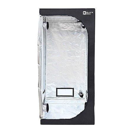 Estufa Cultivo Indoor  BLACKBOX 60x60x140cm com Revestimento 600D DIAMOND 98% de Reflexão