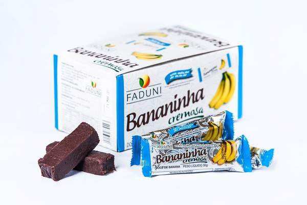 Bananinha Cremosa Faduni