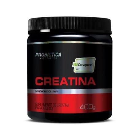 Creatina Probiótica CREAPURE® 400g