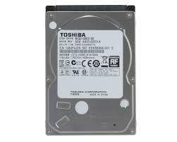 HD TOSHIBA NOTE SATA 1TB 8MB 5400RPM SERIES 3GB/S MQ01ABD100