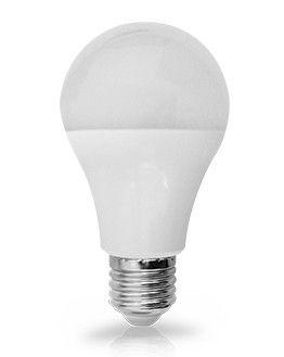 Lâmpadas 15W LED Bulbo E27, 6500K, Bivolt - Branco Frio