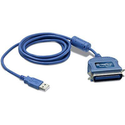 Cabo Conversor USB para Paralelo 1284 TRENDNet