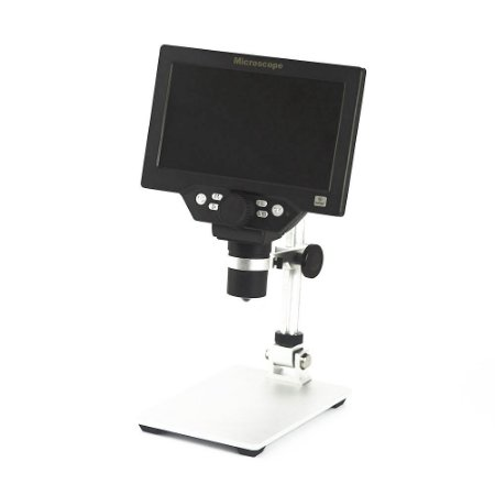 Microscópio Digital Lupa Zoom 1000x Tela 4.3 Lcd