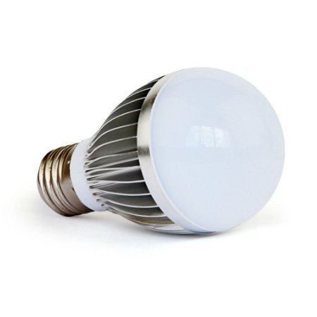 Lâmpada de LED 5x1W E27, Branca Natural
