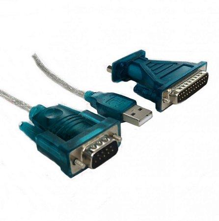 Cabo Conversor USB x Serial - Integris