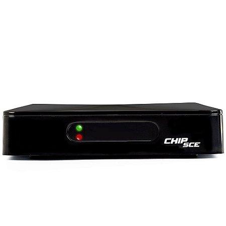 Conversor de TV Digital HDTV, 4G, 1080p com HDMI e USB - SC9000