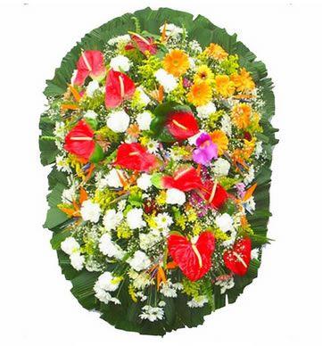 Coroa de Flores Ágata