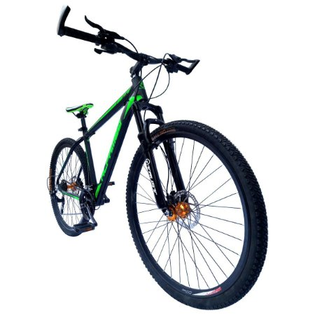 Bicicleta Alfameq Aro 29 Câmbio Microshift Freio Hidráulico