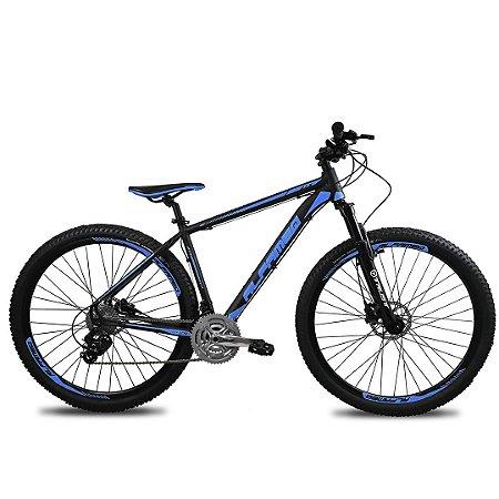 Bicicleta MTB Alfameq Extreme 27 Marchas Aro 29 Alumínio Suspensão Com Trava
