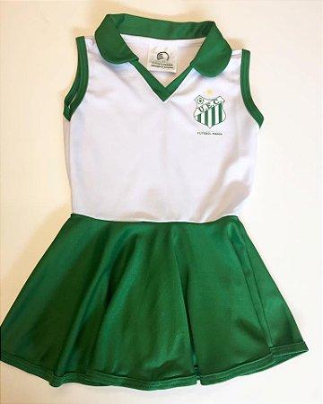 c8b0550af Vestido Infantil UEC - Verdão Mania - A Loja oficial dos produtos do ...