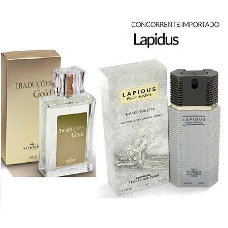 Traduções Gold Nº 31 Masculino concorrente Lapidus 100 ml